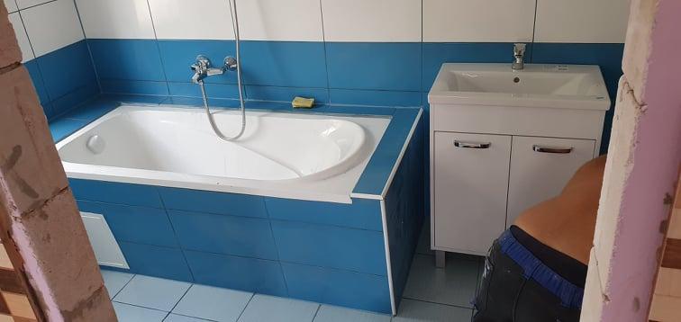 fürdőszoba vízszerelő Budapest belvárosában